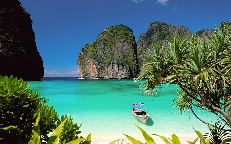 Top 10 Melhores Praias do Mundo