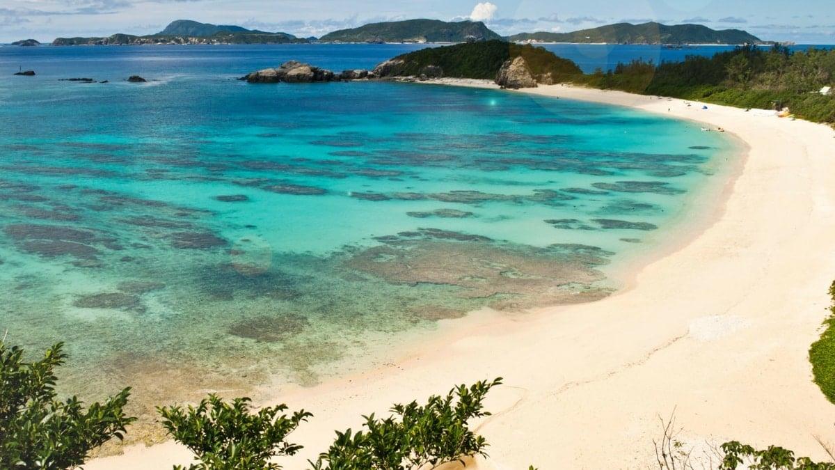 Melhores destinos de praia | Aharen Beach