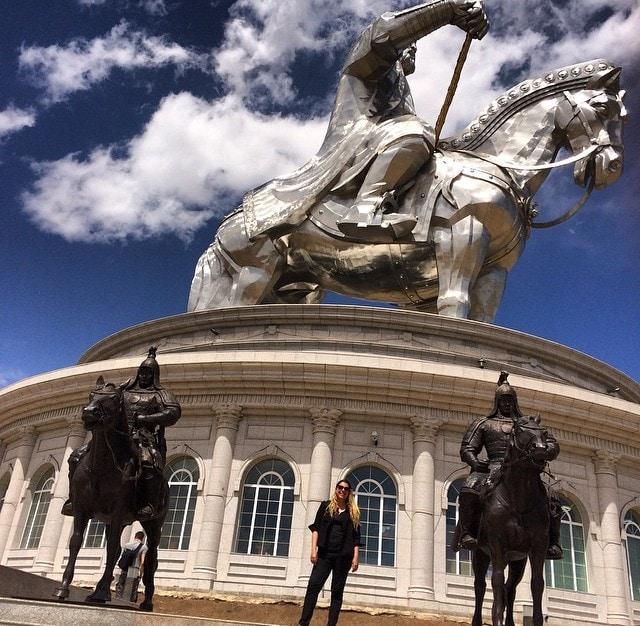 GenghisKhanStatue_Mongolia