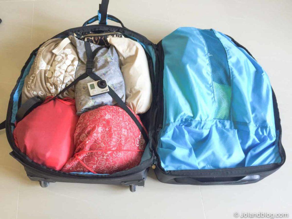 o que levar na mochila | erros cometidos em viagem