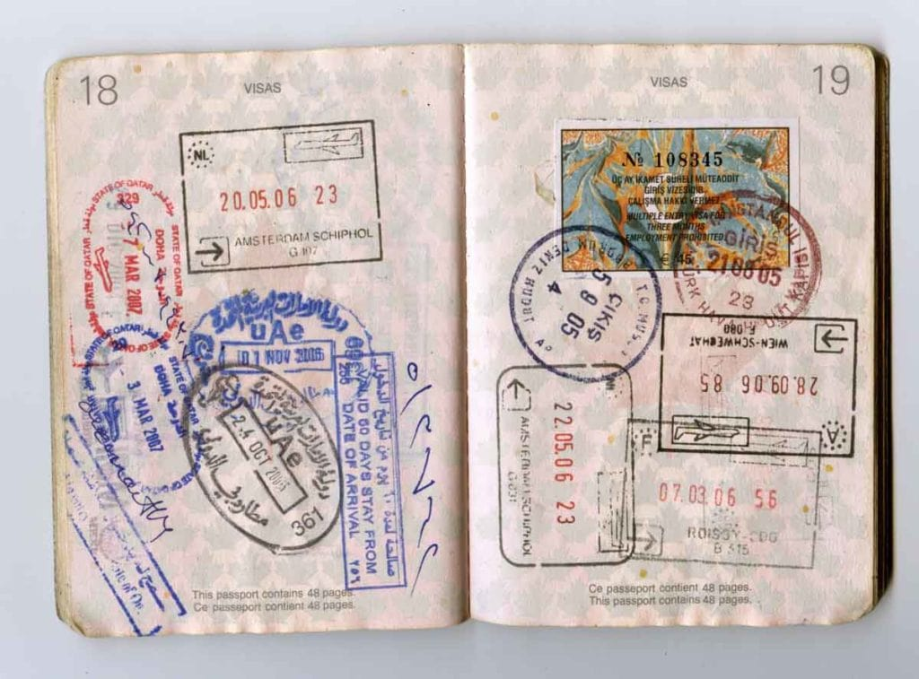 dicas para viajar | erros cometidos em viagem