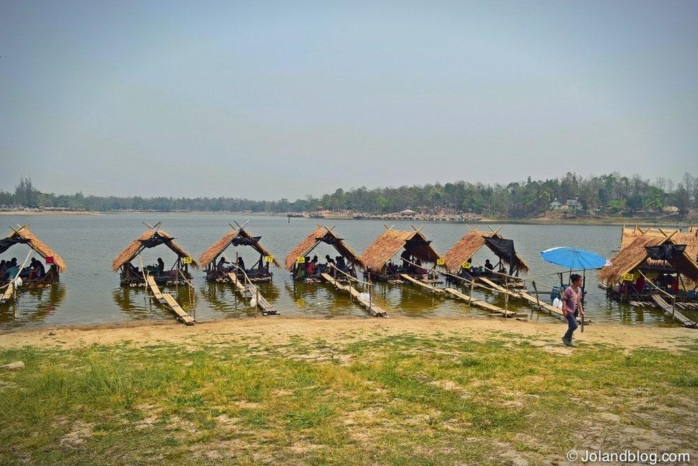 Chiang Mai - Huay Tung Tao Lake