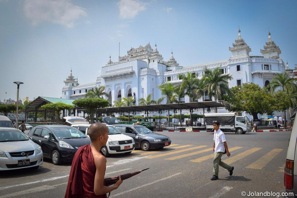 O que fazer em Yangon | Things to do in Yangon Myanmar