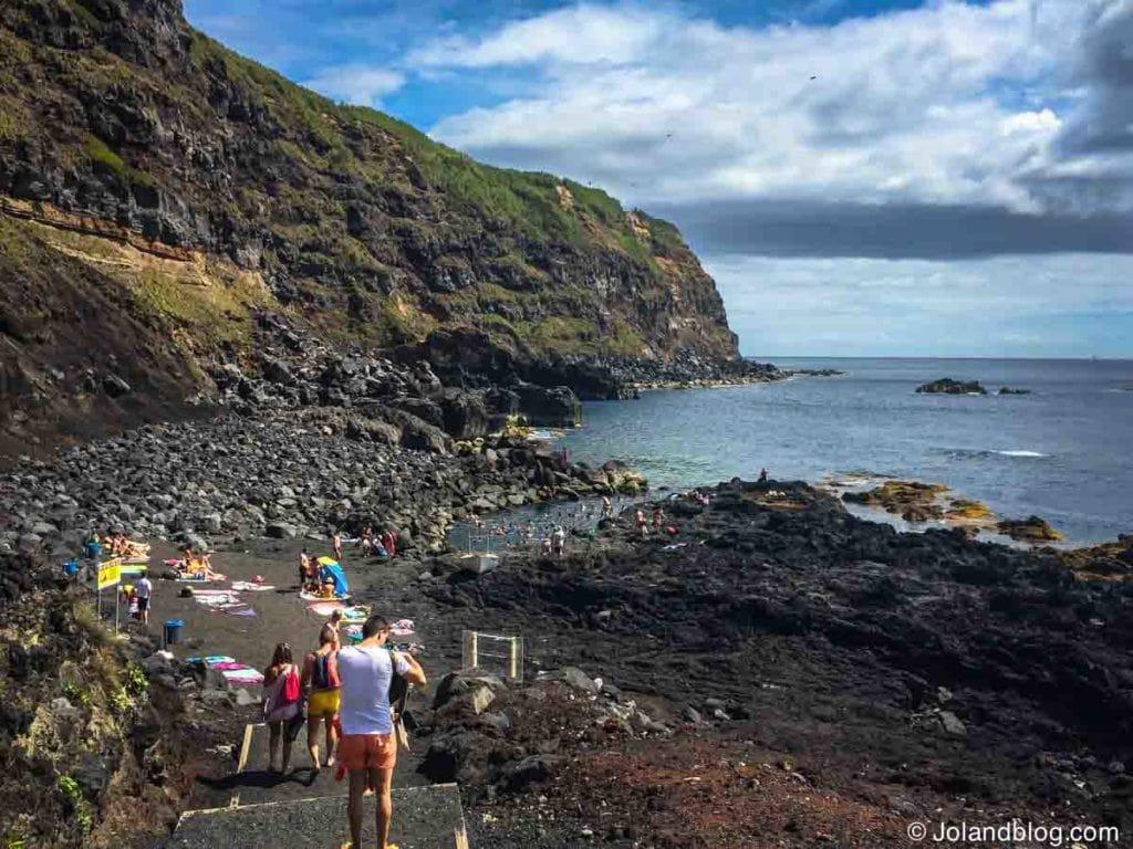 Ponta da Ferraria, Ilha de São Miguel | Locais a não perder nos Açores