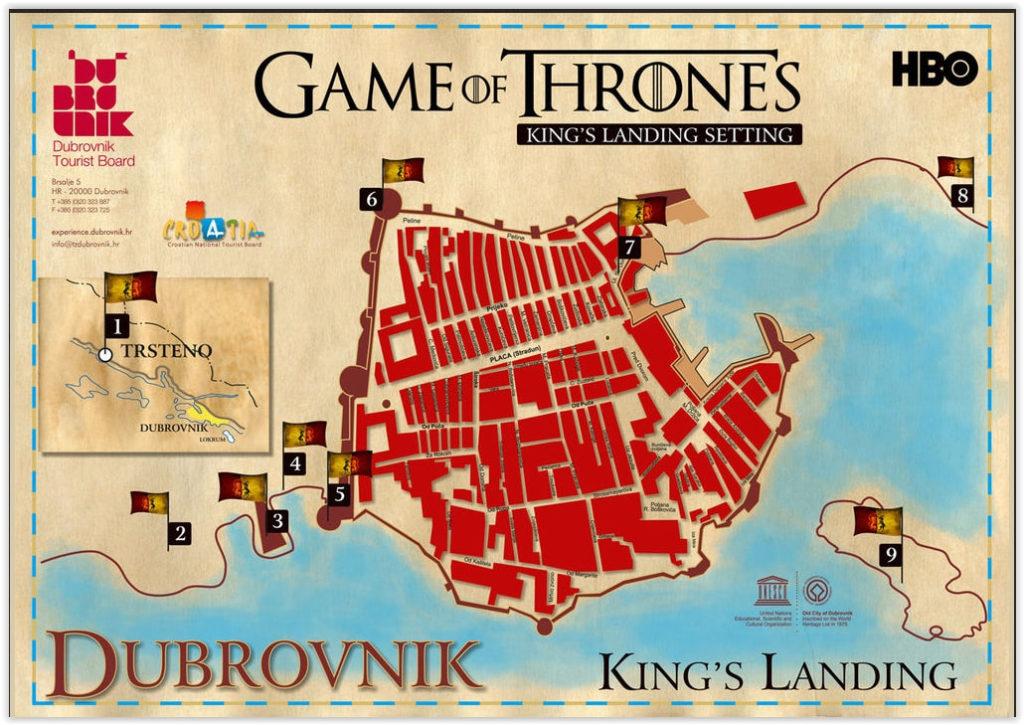 O que fazer em Dubrovnik, na Croácia