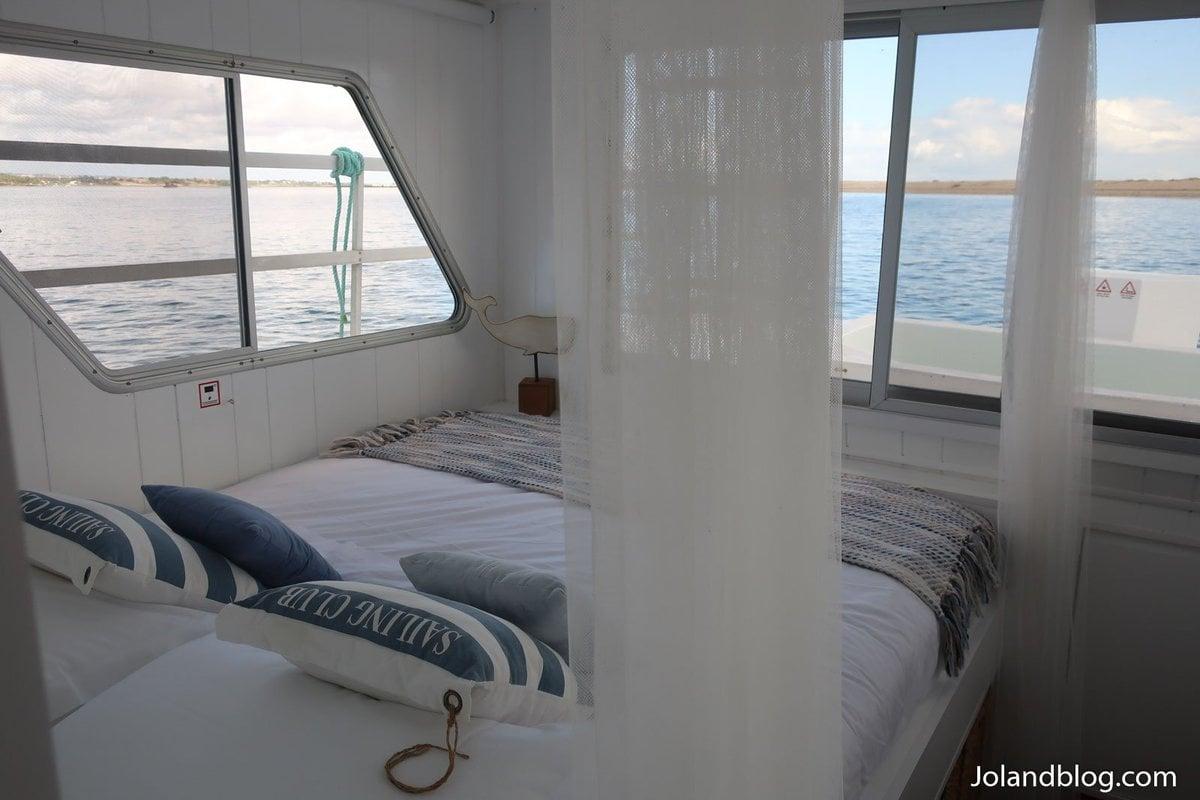 alojamento | barco casa ria formosa