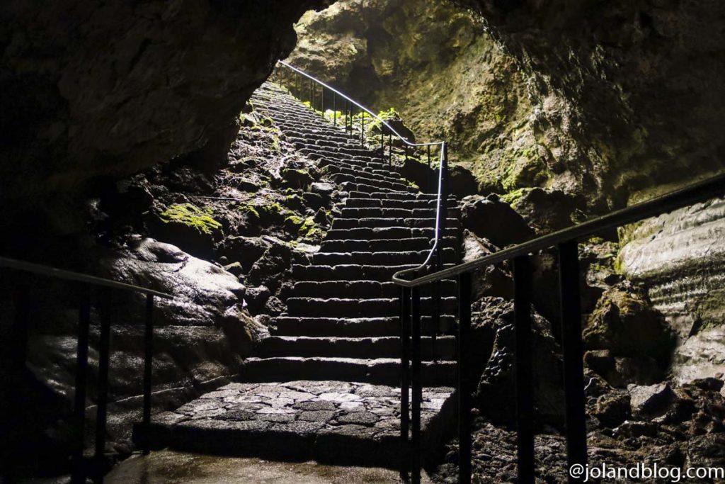 Gruta das Torres, Ilha do Pico, Açores