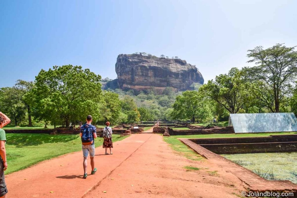 Screenplay Sri Lanka/Sigiriya