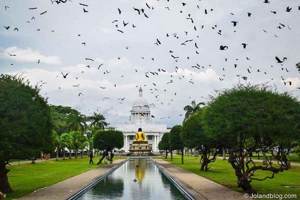 Town Hall, Colombo | Roteiro de Viagem pelo Sri Lanka