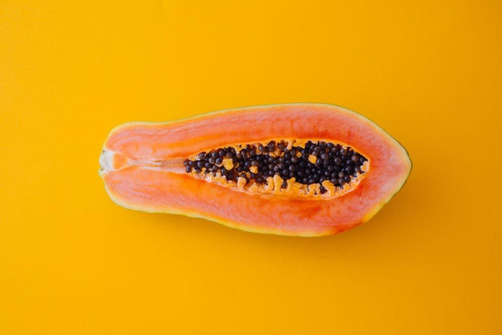 Papaia aberta
