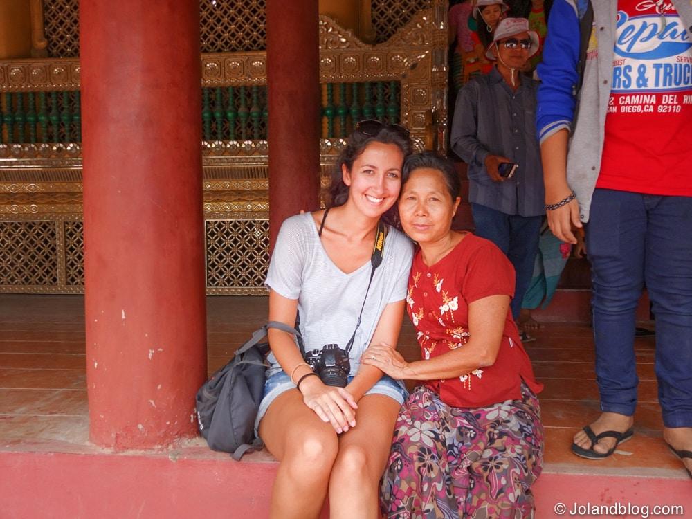 Mandalay em Myanmar