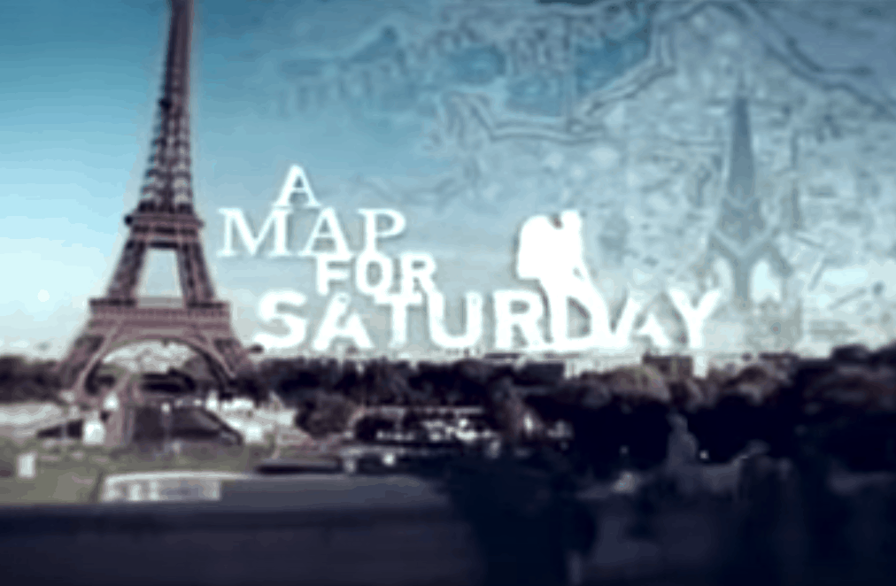A Map for Saturday - Documentarios sobre Viagens
