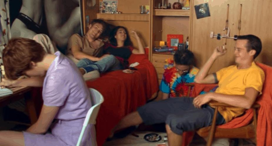 L'Auberge Espagnole - Filmes sobre Viagens