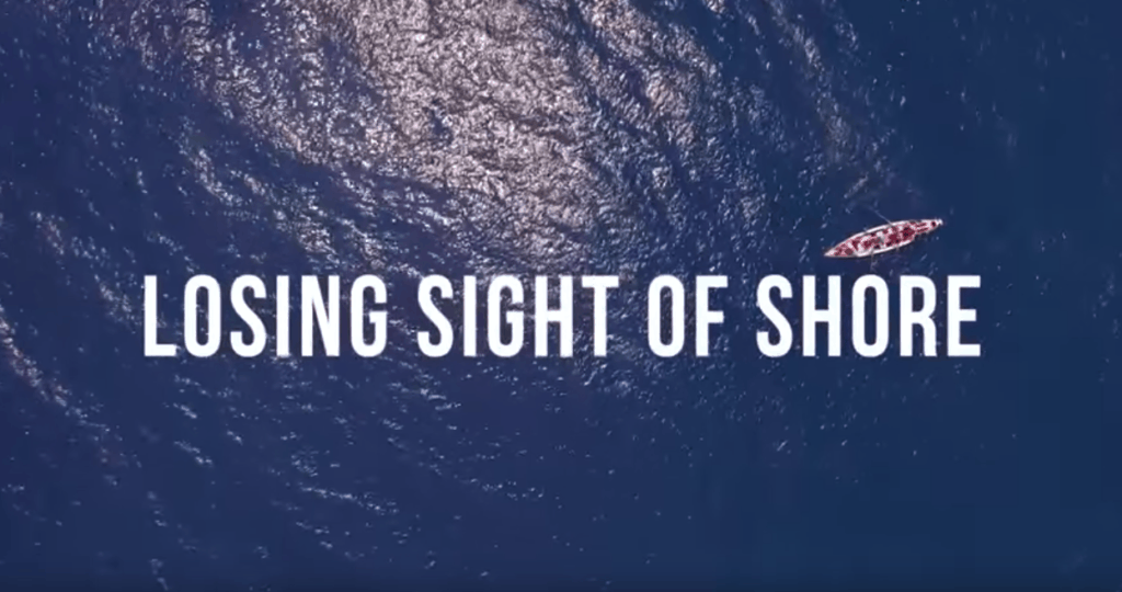 Losing Sight of Shore - Documentarios sobre Viagens