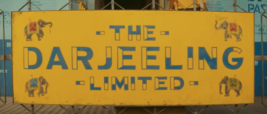 The Darjeeling Limited - Filmes sobre Viagens