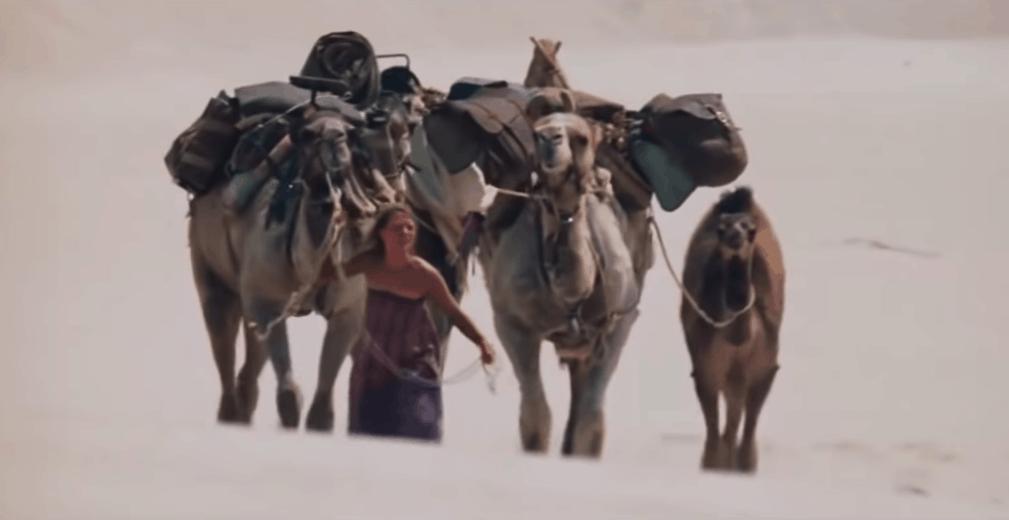 Tracks - Filmes sobre Viagens