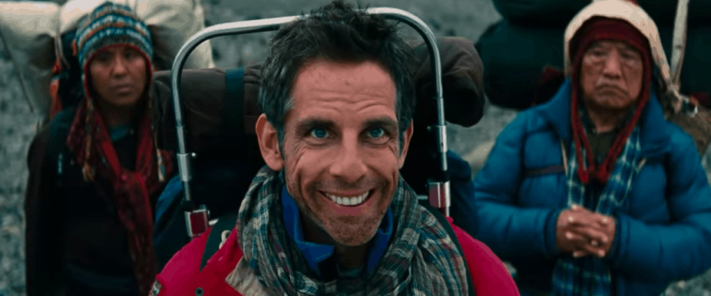 The Secret Life of Walter Mitty - Filmes sobre Viagens