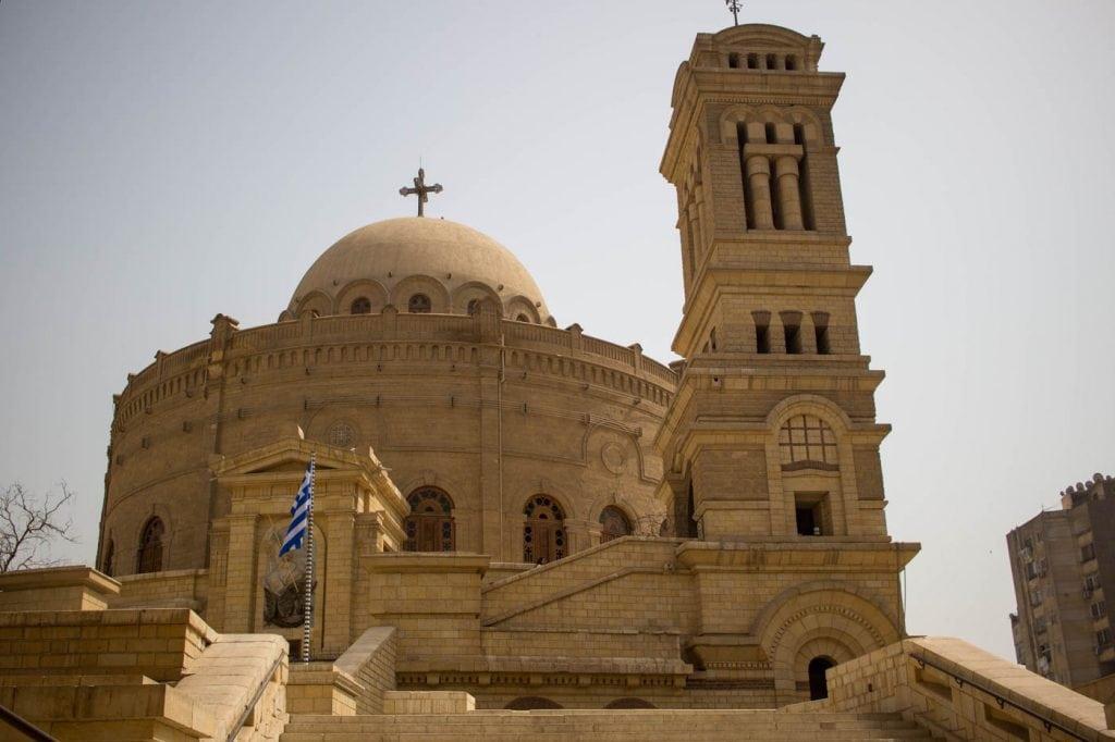 Fortaleza Babilónia Copta Cairo