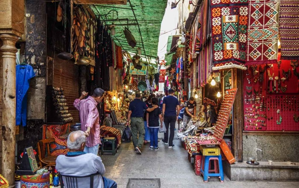 Mercado Khan Al Khalili