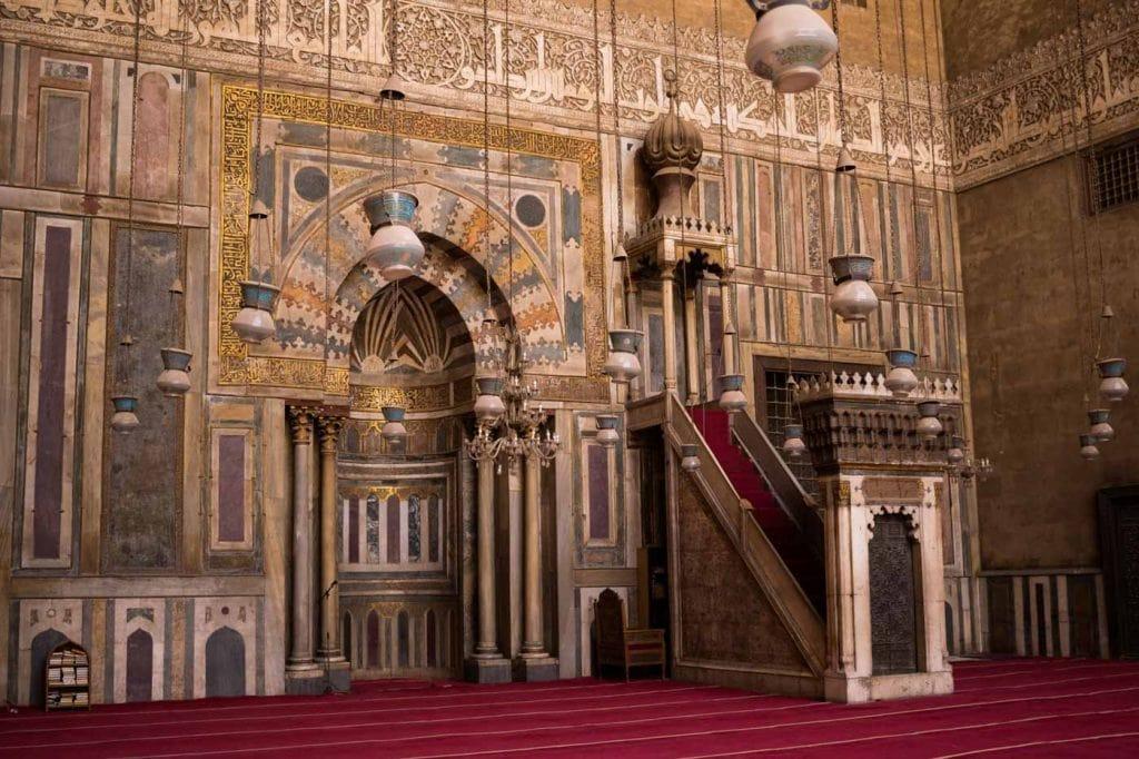 Mesquita Sultan Hassan