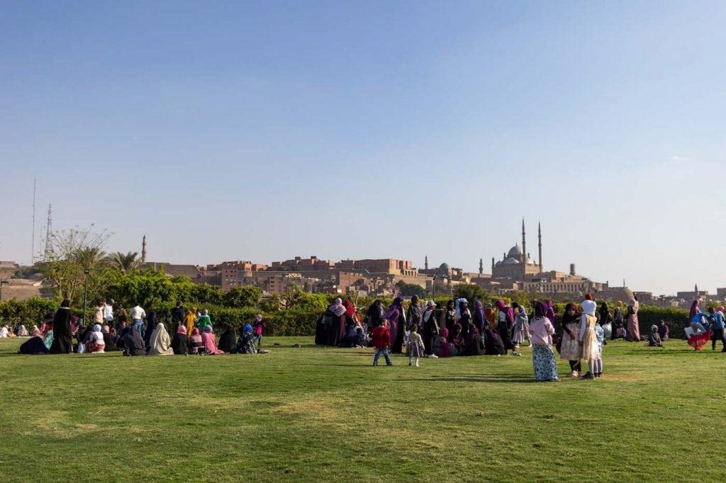 Parque Al Azhar
