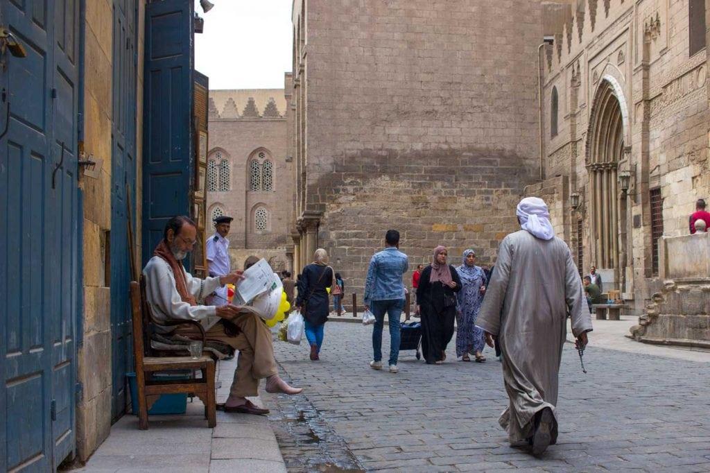 Rua do Cairo