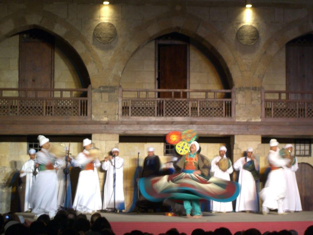 Dança Sufi