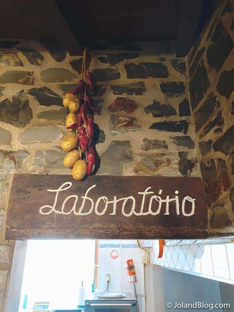 Restaurante Dom José Pinhão em Constância