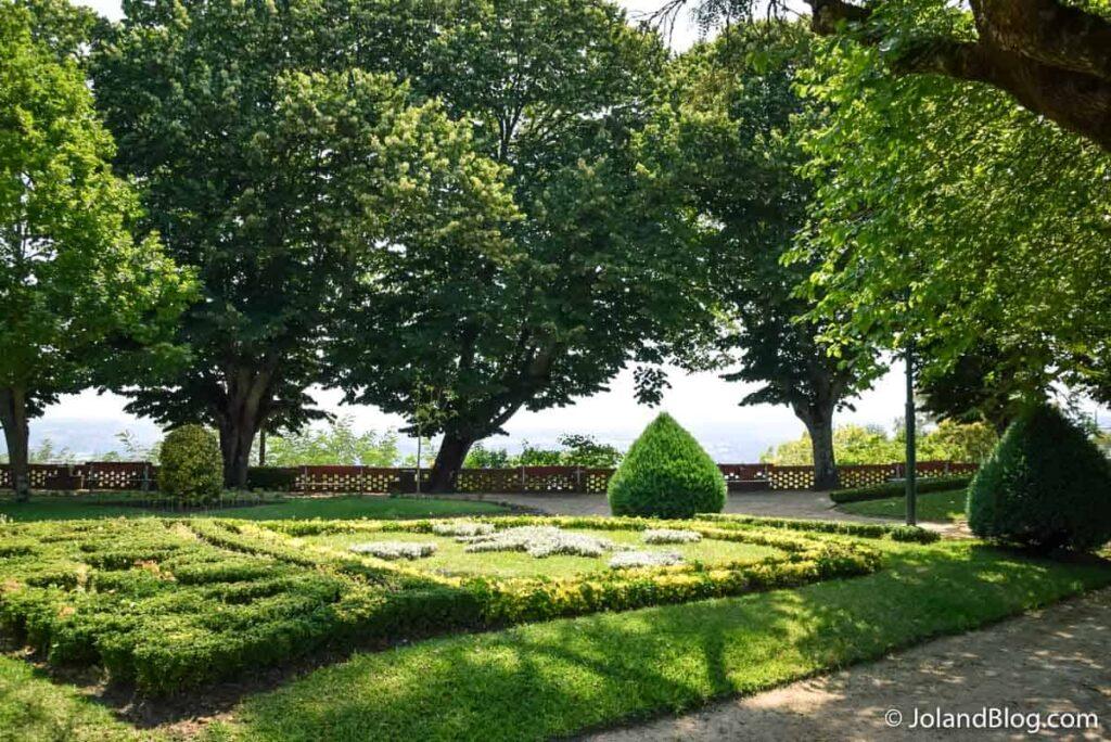 Jardim do Castelo de Abrantes