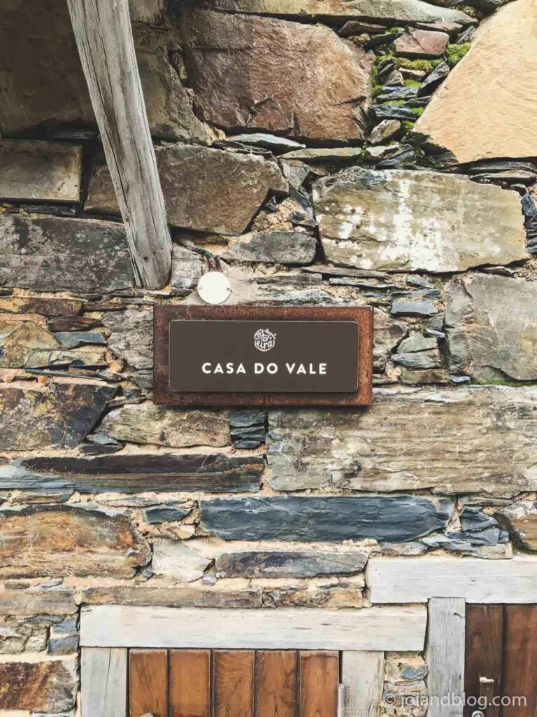 Casas na Aldeia da Cerdeira