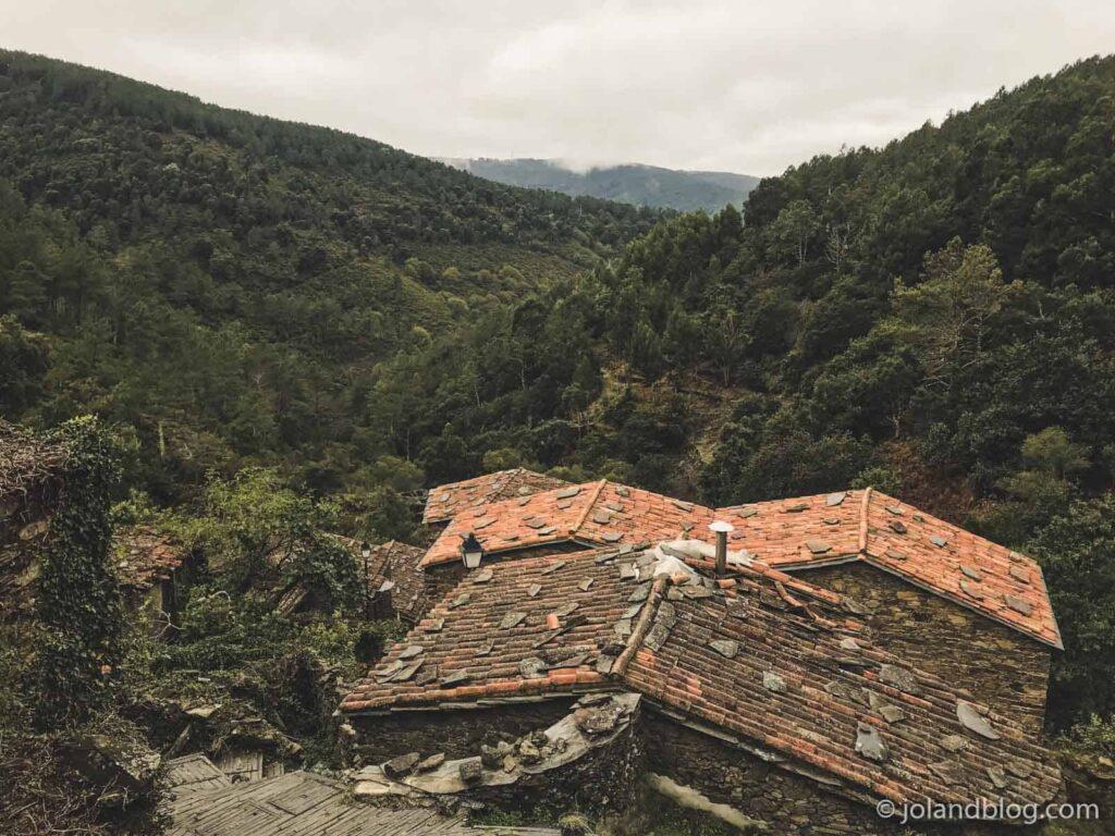 Vista da Aldeia da Cerdeira