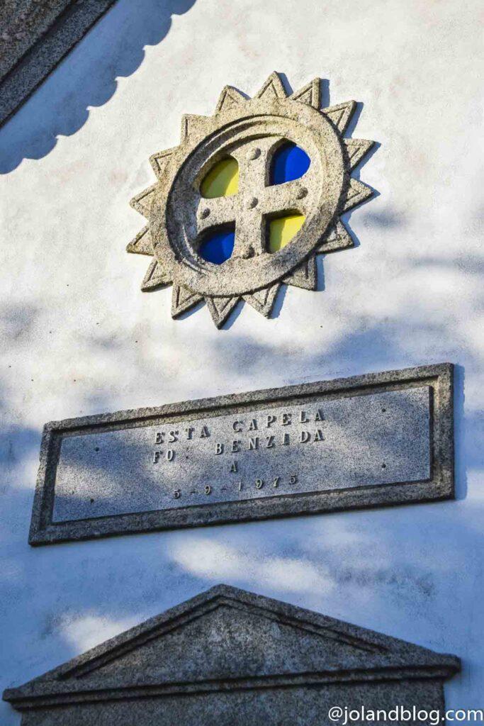 Igreja da Senhora da Guia, Baião | Escapadinhas no Norte e Centro de Portugal