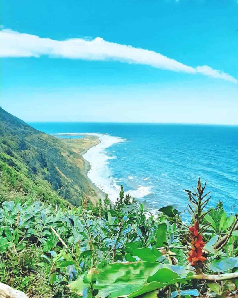 Fajã da Caldeira de Santo Cristo, Ilha de São Jorge, Açores