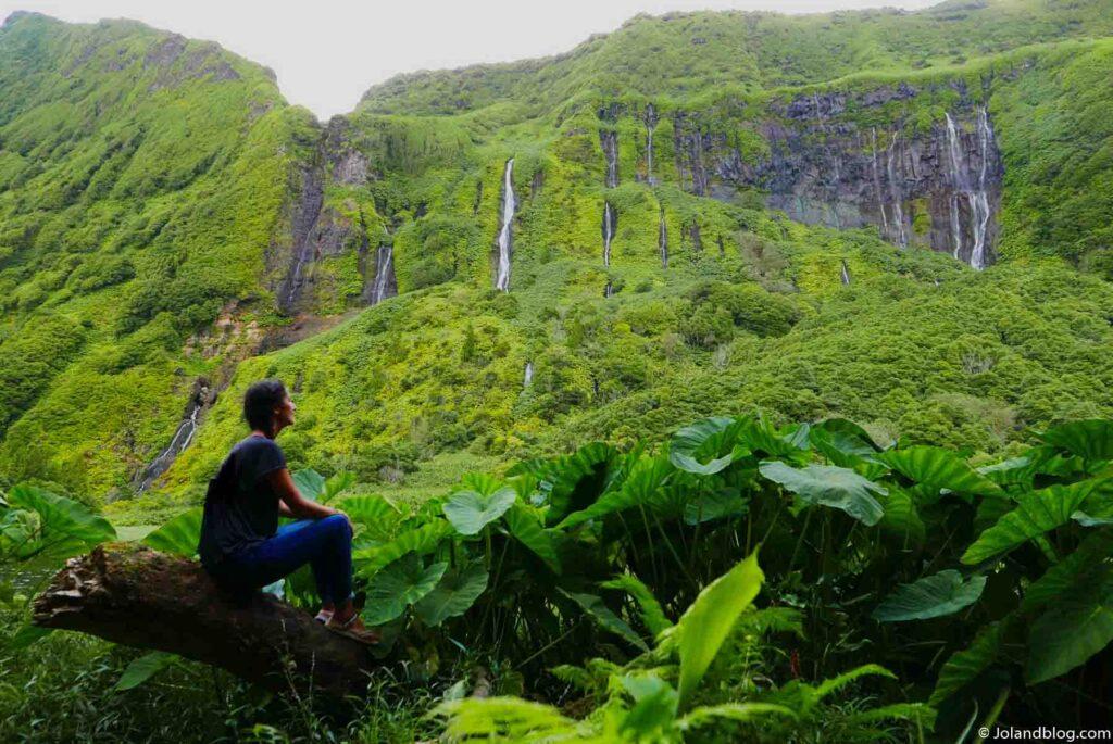 Poço da Ribeira do Ferreiro, Ilha das Flores | Locais a não perder nos Açores