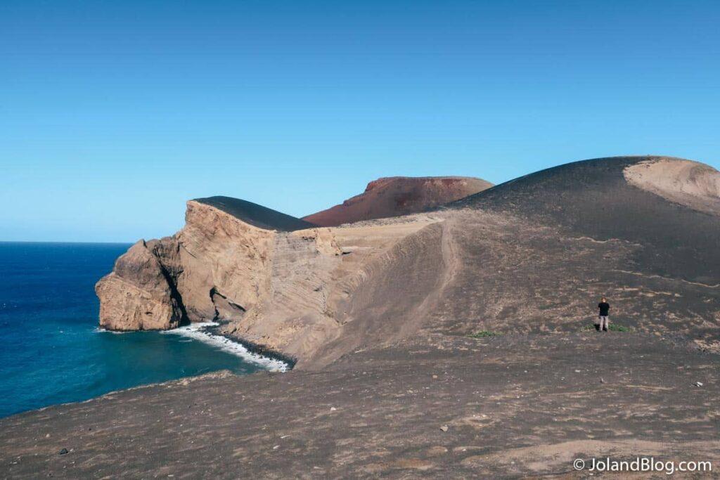 Vulcão dos Capelinhos, Ilha do Faial, Açores