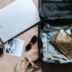 Dicas essenciais para fazer a mala de viagem. O que levar para uma viagem longa.