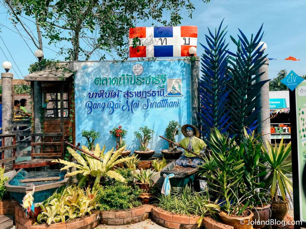 Bang Bai Mai em Surat Thani - Roteiro de Viagem pelo Sul da Tailândia