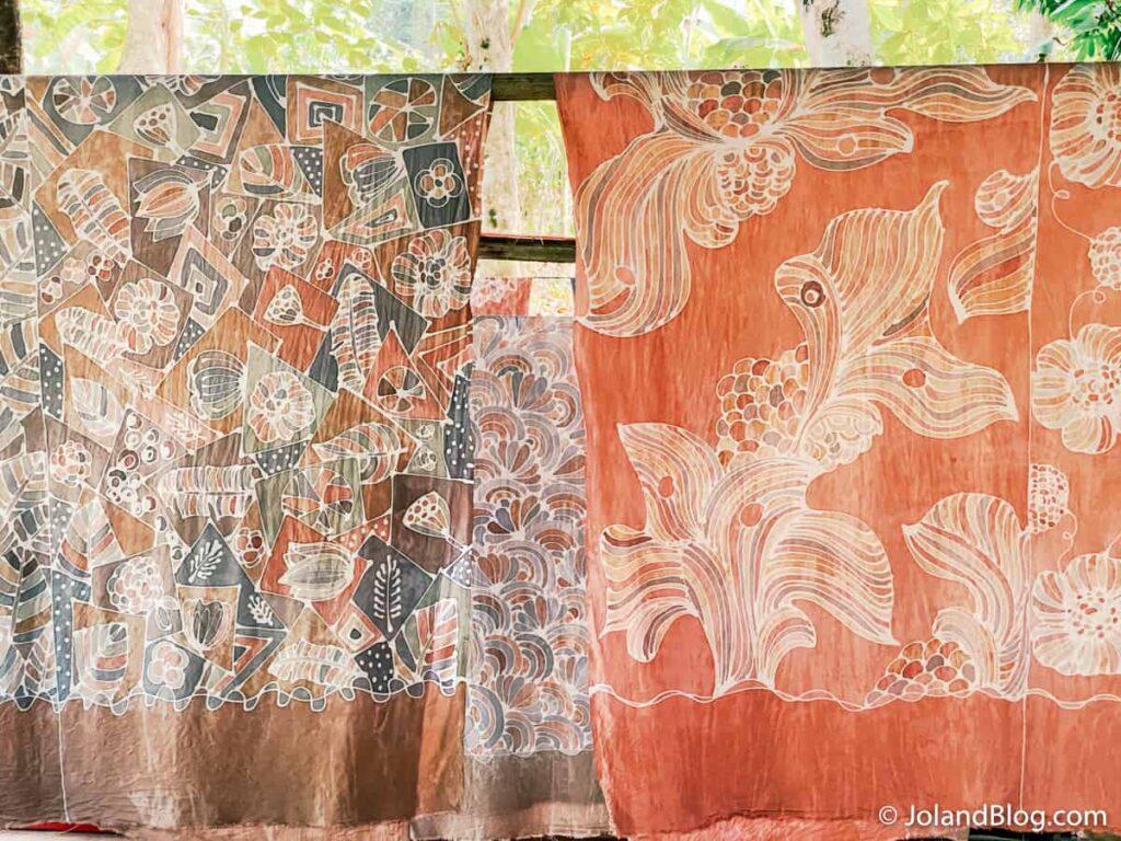 Batik em Baan Kiriwong