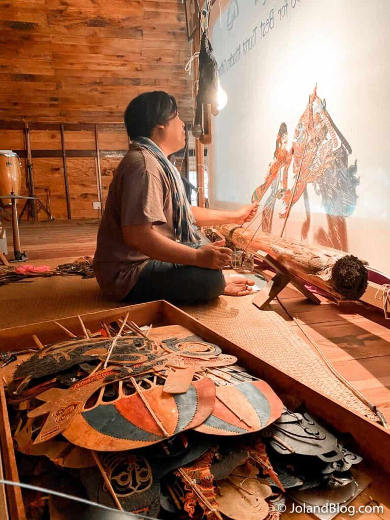 Museu dos Fantoches de Sombra em Nakhon Si Thammarat - Roteiro de Viagem pelo Sul da Tailândia