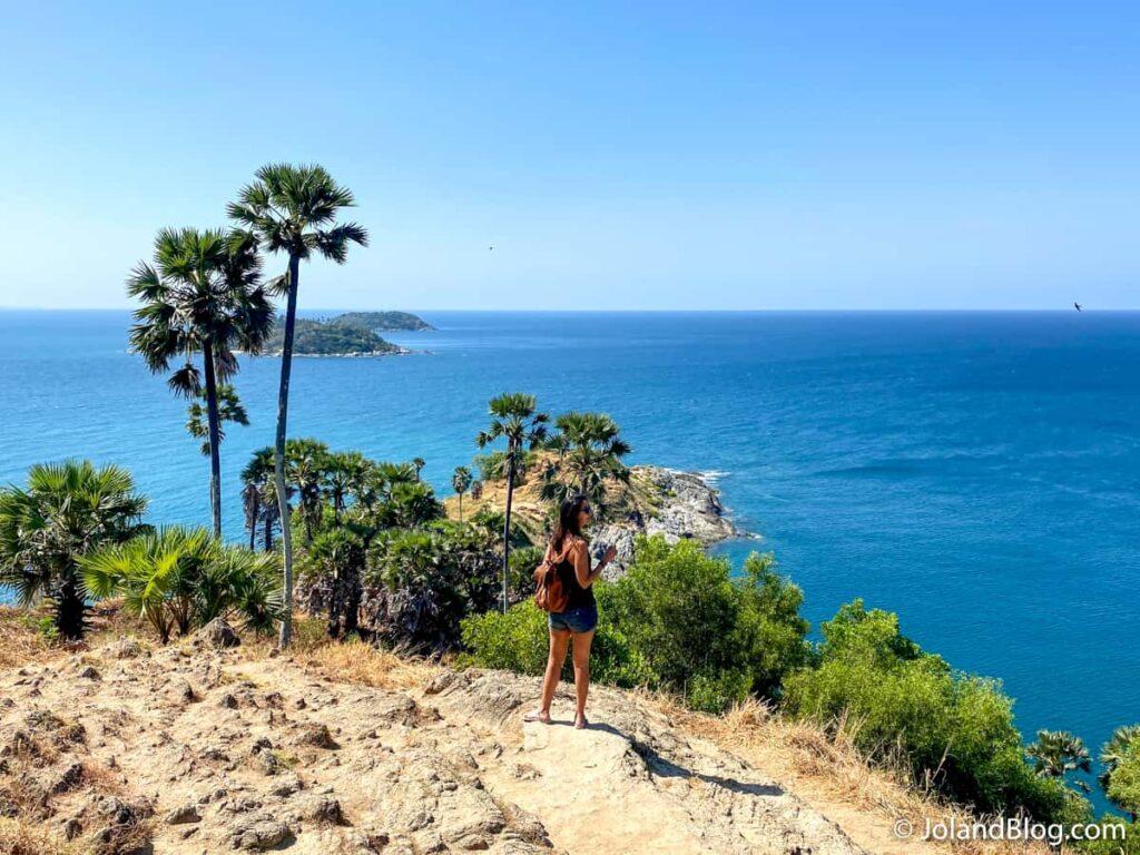 Miradouro em Phuket - Roteiro de Viagem pelo Sul da Tailândia