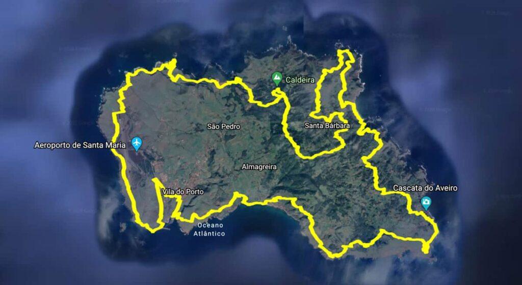 Trilhos Ilha Santa Maria, Açores | Grande Rota de Santa Maria