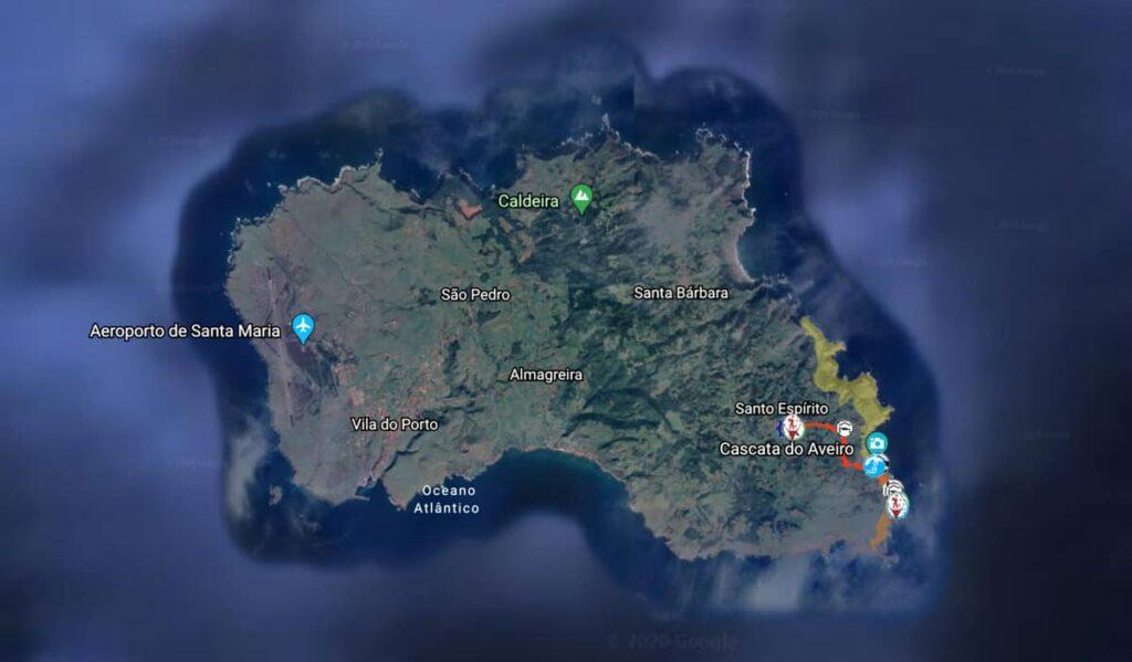 Trilhos Ilha Santa Maria, Açores | Trilho Santo Espirito