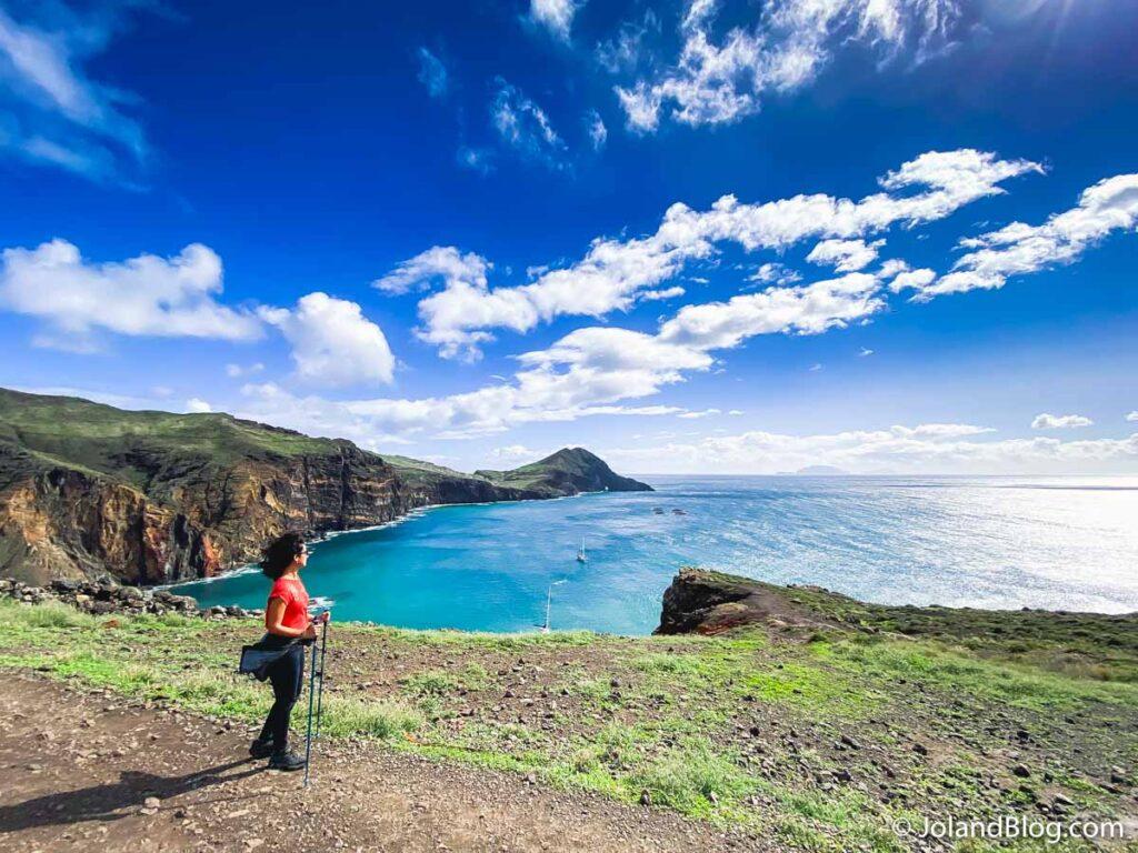 Vista panorâmica na Vereda da Ponta de São Lourenço. | O que ver e fazer na Ilha da Madeira >> Panoramic view at Vereda da Ponta de São Lourenço |  What to do in Madeira Island