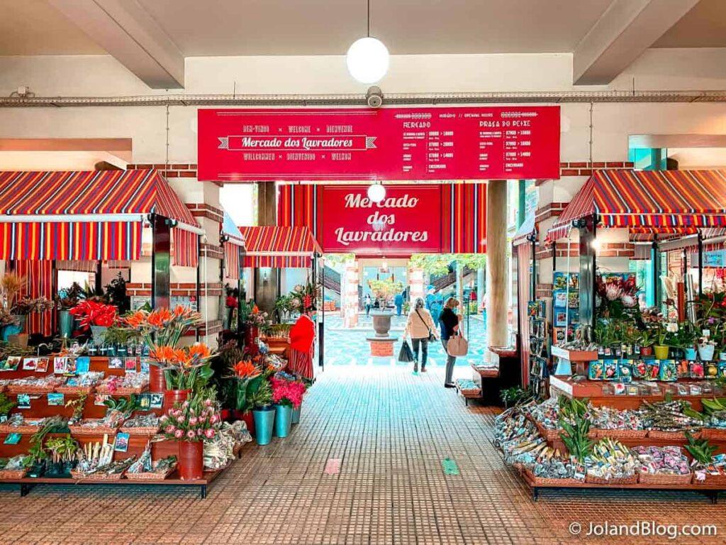 Mercado dos Lavradores | O que ver e fazer na Ilha da Madeira