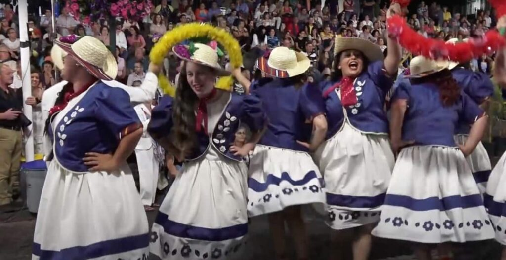 Marchas populares na Ilha da Madeira