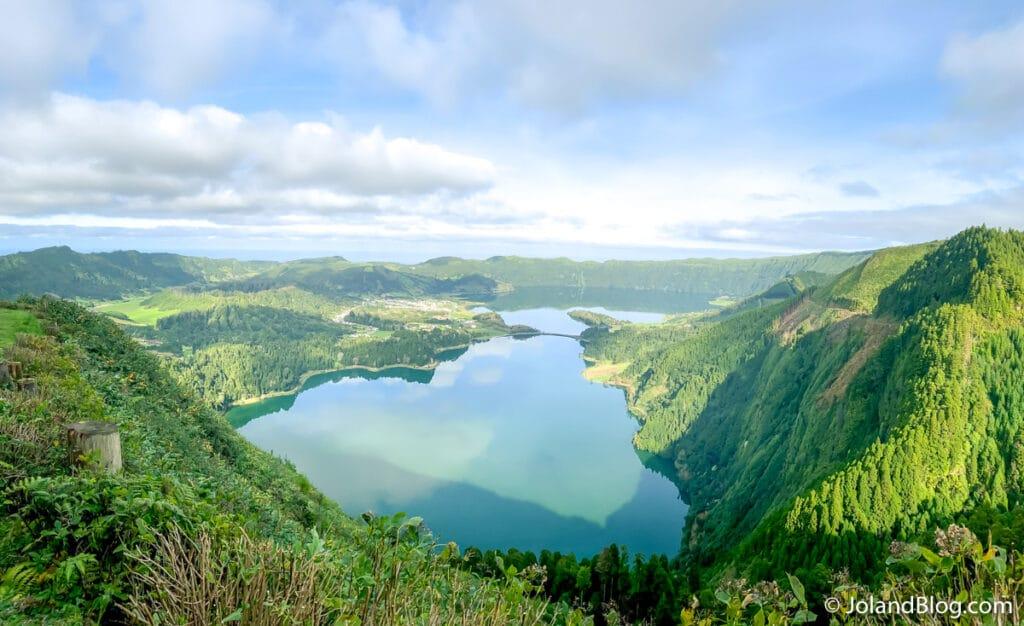Lagoa das Sete Cidades, São Miguel Island, Azores