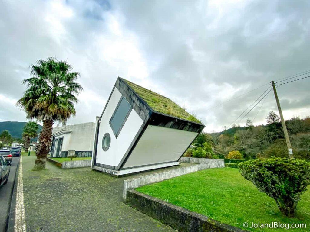 Casa Invertida  | What to do in São Miguel Island, Azores