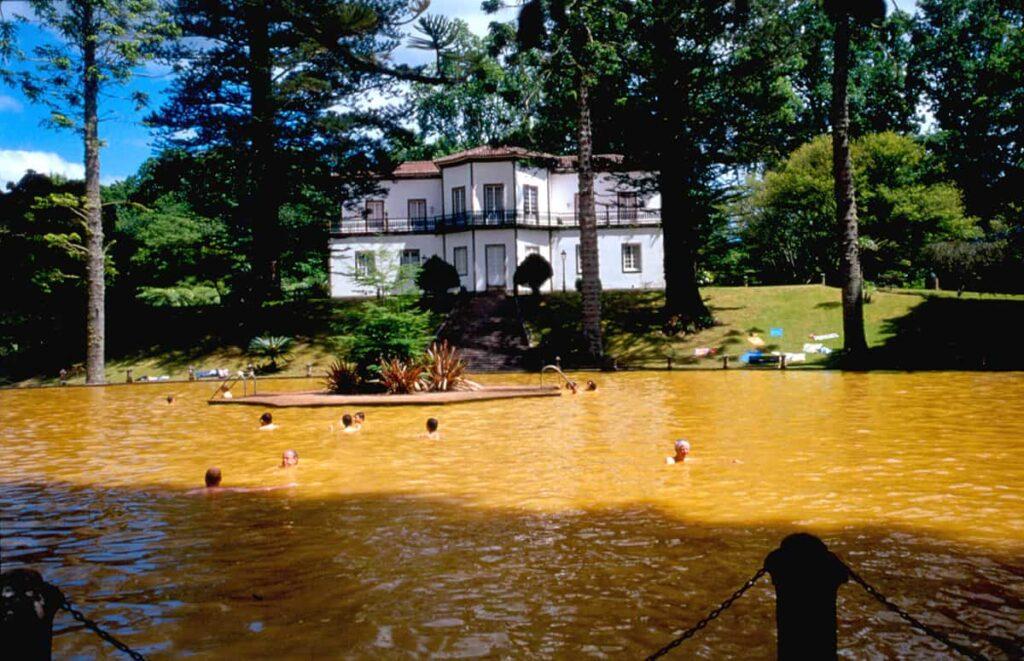 Terra Nostra Park  | What to do in São Miguel Island, Azores