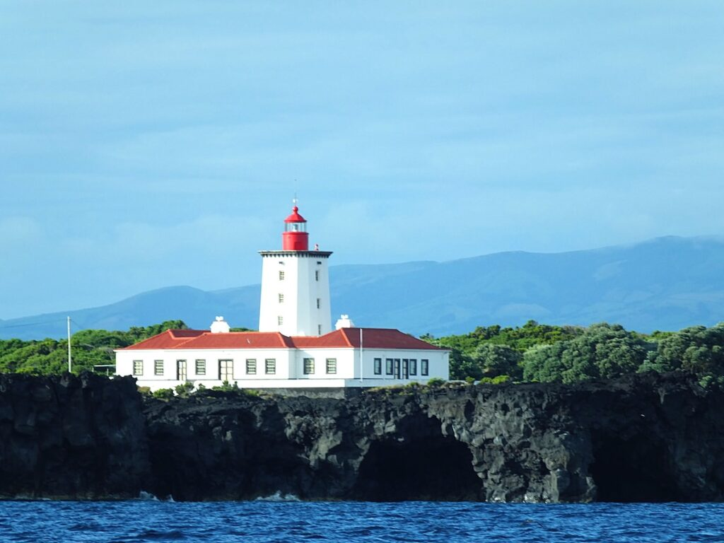 Farol da Ponta da Ilha | What to do in Pico Island, Azores | O que visitar na Ilha do Pico