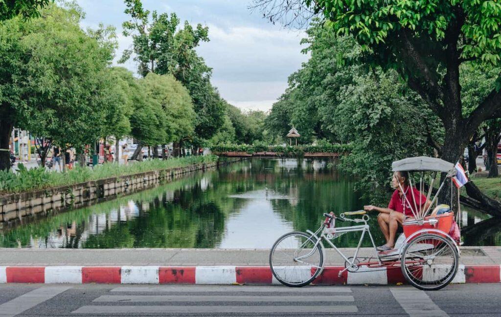 Melhores Destinos para Nómadas Digitais | Chiang Mai, Tailândia